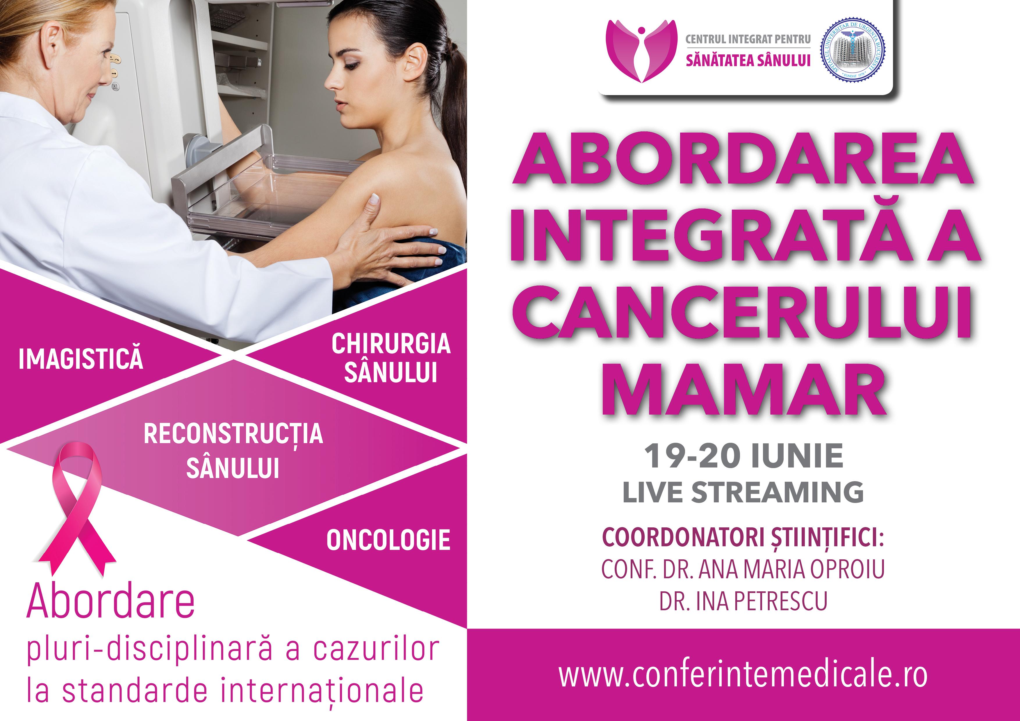 Cancerul mamar (1)