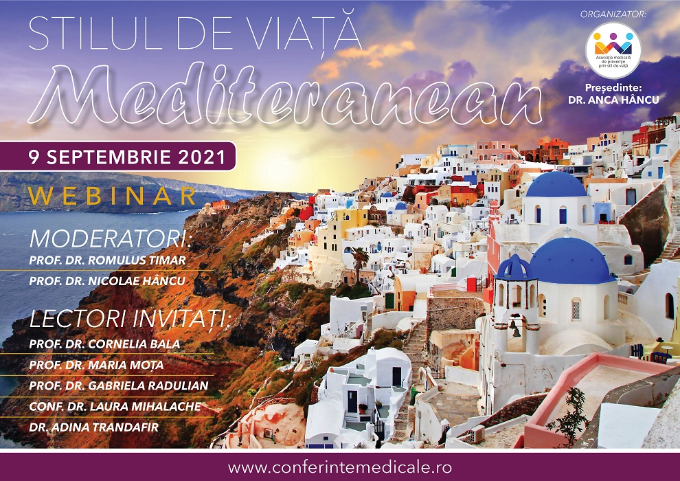 Stilul de viata mediteranean